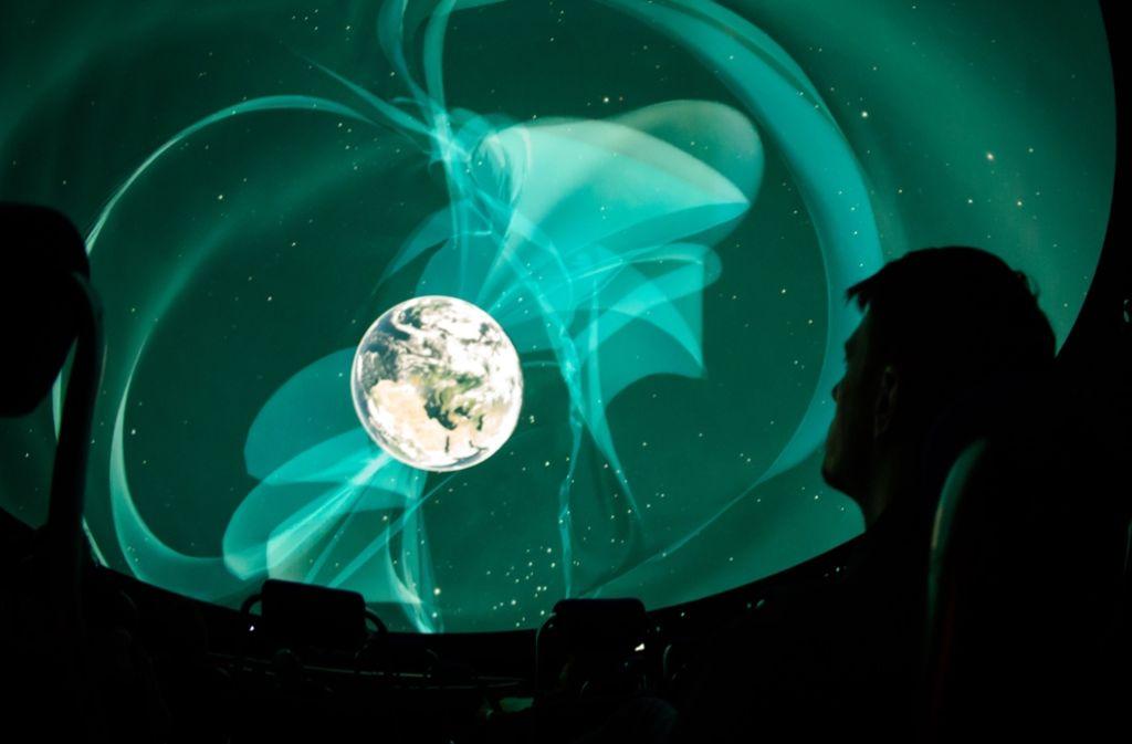 Nach einer umfassenden Sanierung wird das Planetarium Stuttgart am 23. April wieder geöffnet. Foto: dpa
