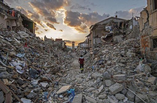 Centro Italiano reist ins Erdbebengebiet der Abruzzen