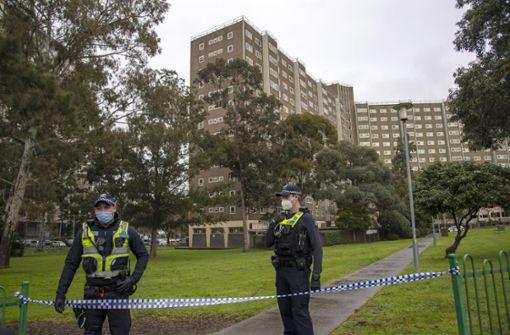 Melbourne im Lockdown – 5 Millionen Menschen müssen zu Hause bleiben