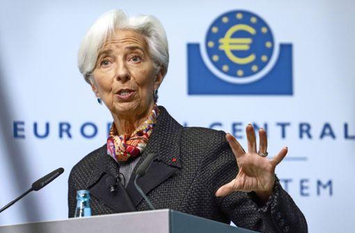 Minuszinsen auf jeden zehnten Spar-Euro