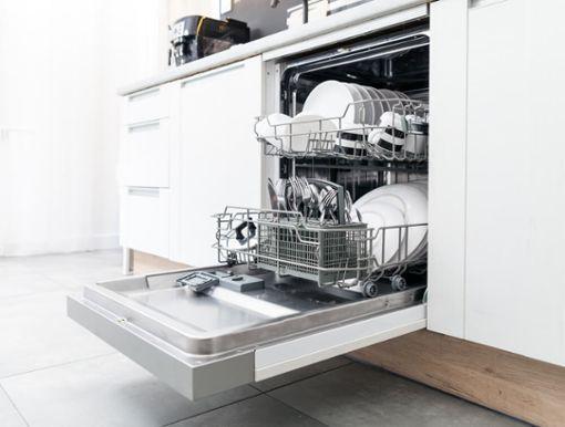 Spülmaschine richtig einräumen