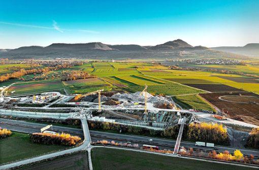 Das Areal Hungerberg soll Platz für neue Fabriken bieten
