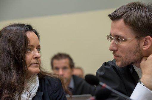 Zschäpe schreibt Brief an Gericht