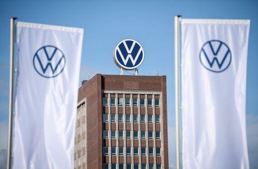 VW fährt auf neues Rekordjahr zu