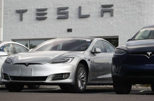 Börsenaufsicht befasst sich mit möglichem Tesla-Rückzug