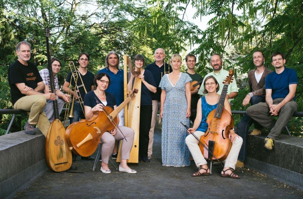 Das Ensemble Ecco La Musica tritt am Montag, 3. Oktober, in der Stadtkirche auf. Foto: Veranstalter