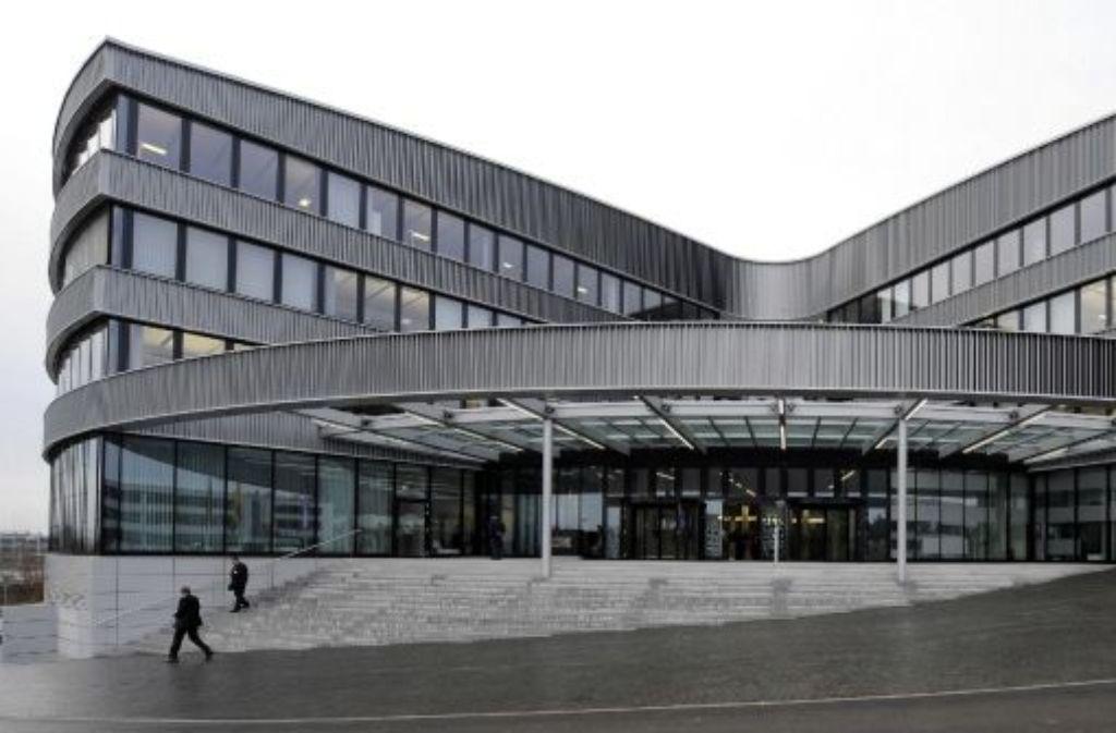 Im IBM-Hauptquartier in Ehningen findet die erste Social Media Night des Jahres statt. Foto: dpa