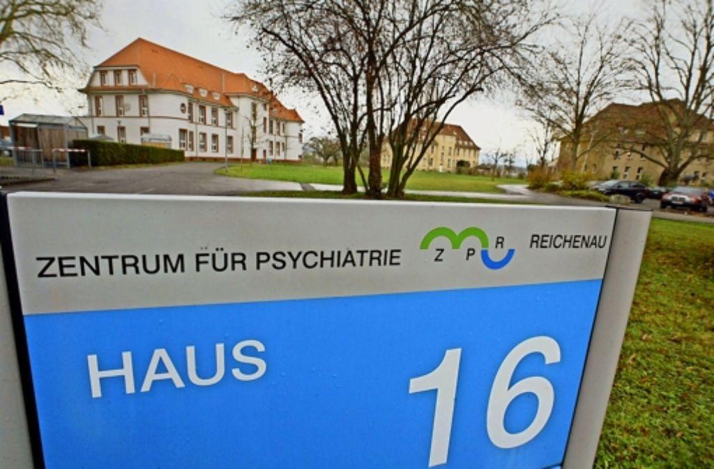 Nach langem Rechtsstreit unterlegen: das Zentrum für Psychiatrie Reichenau Foto: dpa