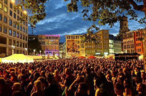 Markt der Kulturen mit Stars der Weltmusik