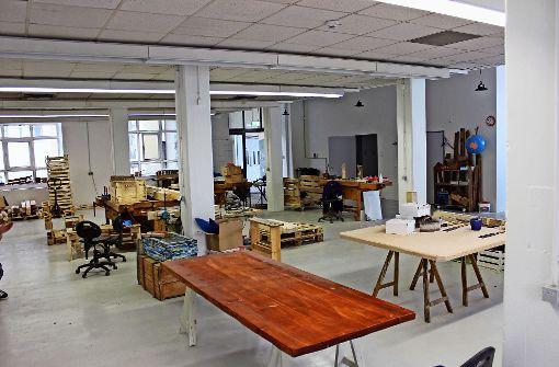 Neue Arbeitsstätte für 40  Menschen mit Behinderung