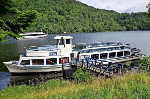 Der Neckar Käpt'n hat jetzt ein Elektroschiff