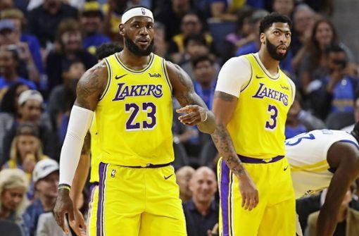 Das sind die neuen Doppelspitzen in der NBA