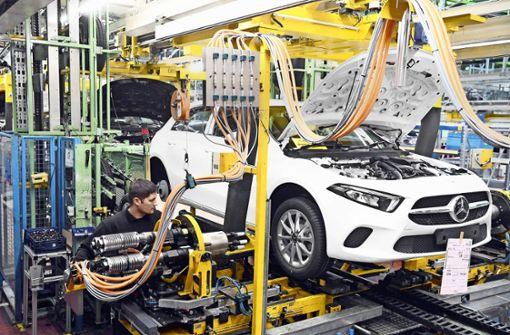 Daimler bringt Brisanz in Metalltarifrunde