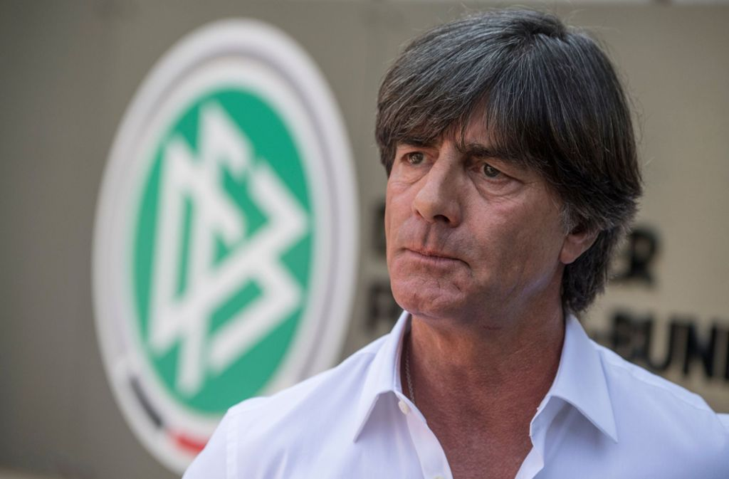 Was wird Joachim Löw in München sagen? Foto: dpa