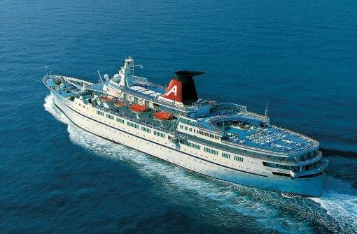 Das undatierte Foto zeigt das Kreuzfahrtschiff MS Princess Daphne. Die SPD steigt mit dem umgebauten Frachter in das Geschäft mit Kreuzfahrten ein. Foto: dapd/Johansen Krause/Ambiente Kreuzfahrten