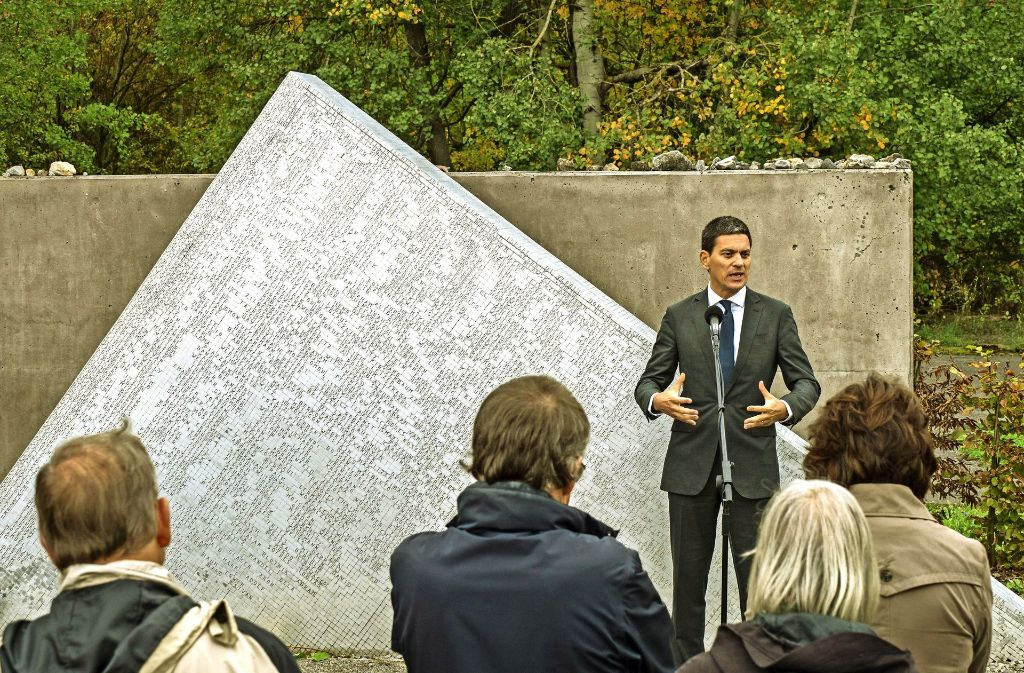 David Miliband Foto: factum/Weise