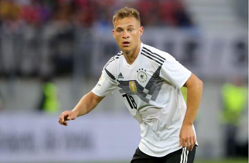 """Joshua Kimmich: """"Beim FC Bayern spiele ich anders"""""""