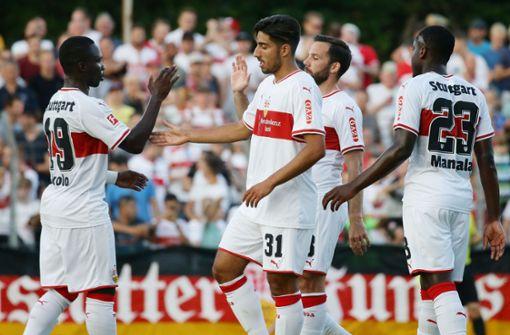 Liveticker: Der FV Illertissen empfängt den VfB
