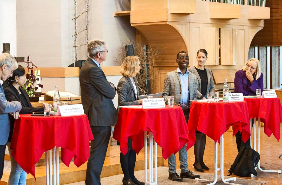 Sindelfingen war Austragungsort einer Tagung zum Klimathema mit Theologen. Foto: Peter Dietrich