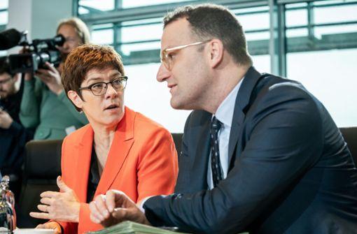 Die Suche nach neuem CDU-Chef nimmt Fahrt auf