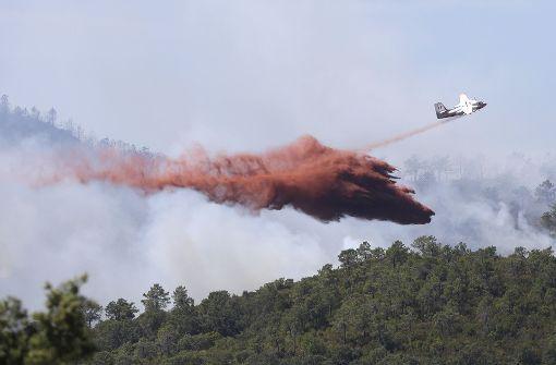 Frankreichs Süden brennt
