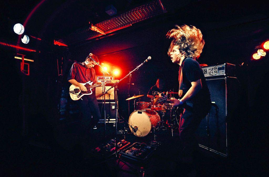 Die Nerven sind eine von vielen Stuttgarter Bands mit  Esslingen-Bezug. Foto: Steffen Schmid