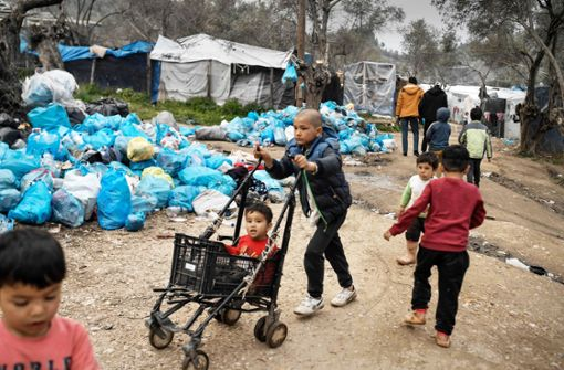 Koalition  nimmt Flüchtlingskinder auf