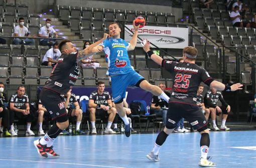 TVB Stuttgart holt sechsten Auswärtssieg der Saison beim Bergischen HC