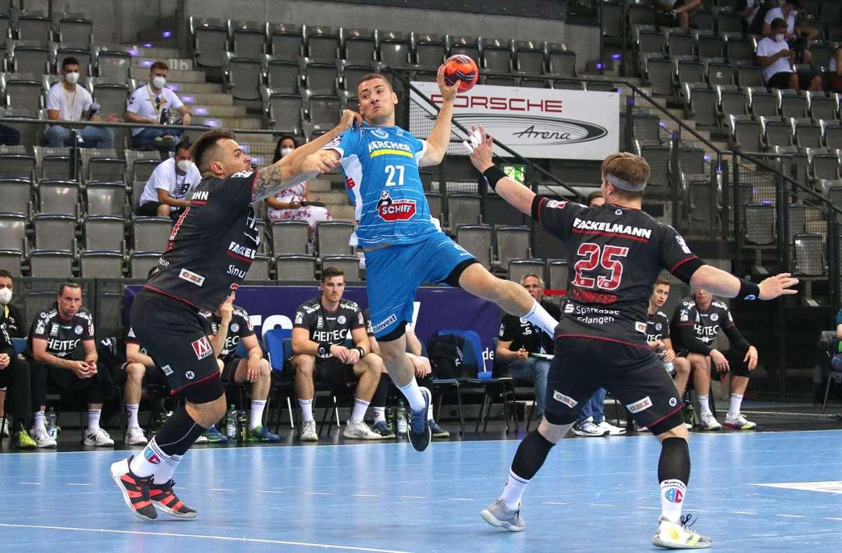 Jerome Müller macht das halbe Dutzend voll. Foto: Pressefoto Baumann