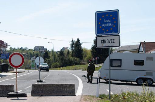 Tschechien kontrolliert Grenze nur noch stichprobenartig