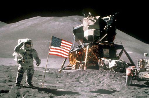 Grüße vom Mond