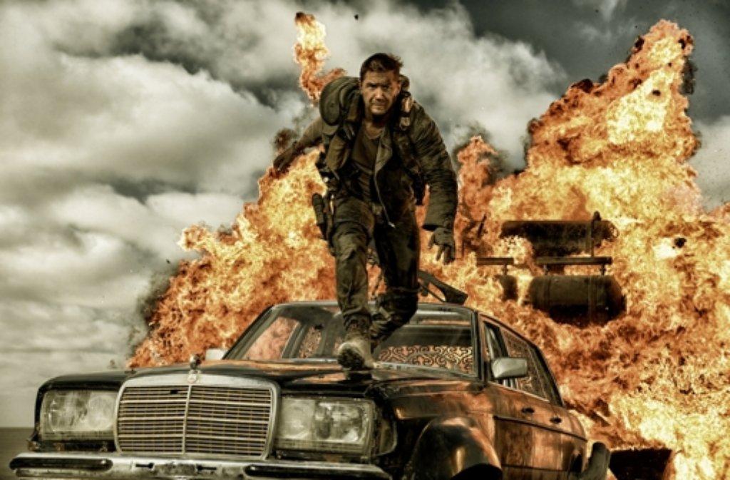 In Hollywood stand die Mad-Max-Premiere auf dem Programm. Die Stars gaben sich die Ehre. Foto: Warner Bros