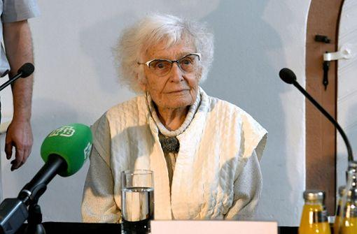 100-Jährige in den Stadtrat gewählt
