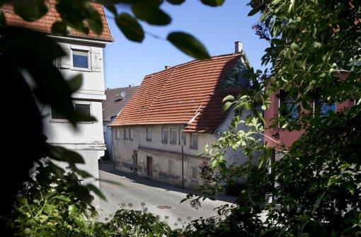 Dieses Haus in der Linsenhofer Straße gibt es umsonst Foto Horst