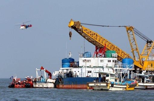 Sewol-Reeder ist in Haft