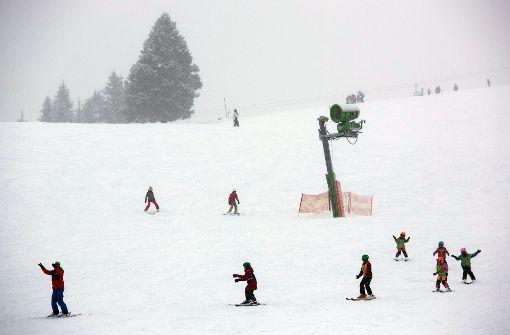 Ski und Rodel gut in vielen Wintersportregionen