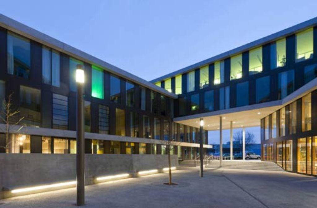 Jugend- und Familienzentrum mit Jugendherberge, Stuttgart, Architekten: Auer + Weber + Assoziierte, Bauherr: Stuttgarter Jugendhaus gGmbH Foto: Stuttgarter Zeitung online