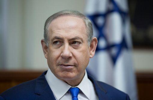 Netanjahu: Attentäter war IS-Anhänger