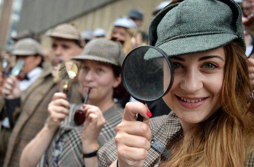 Fans von Sherlock Holmes wollen den Rekord