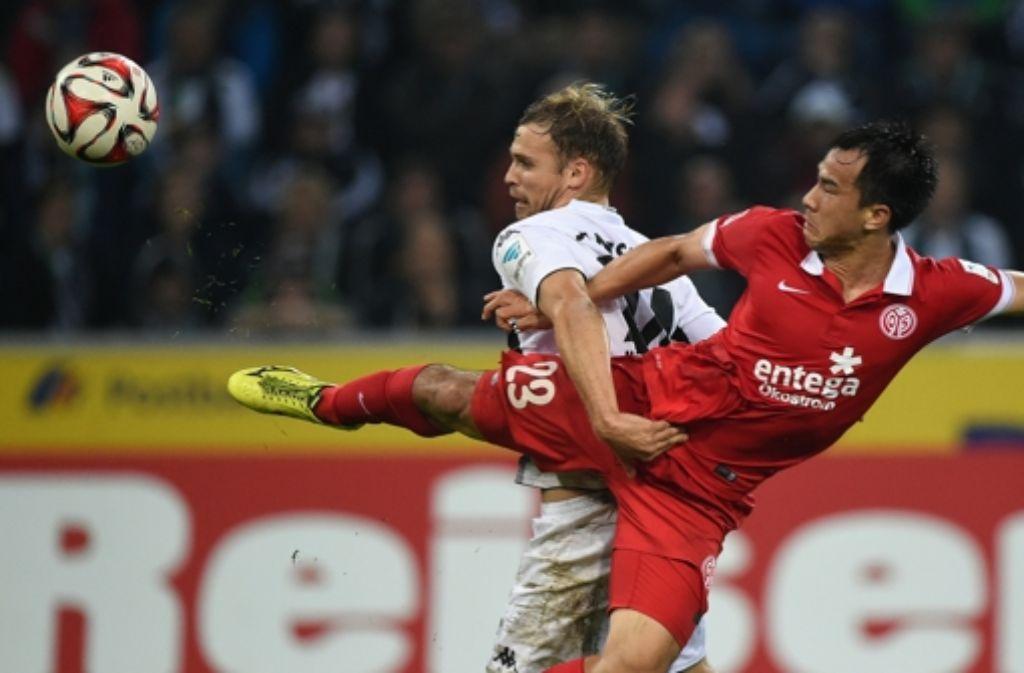 Gladbach Gegen Mainz