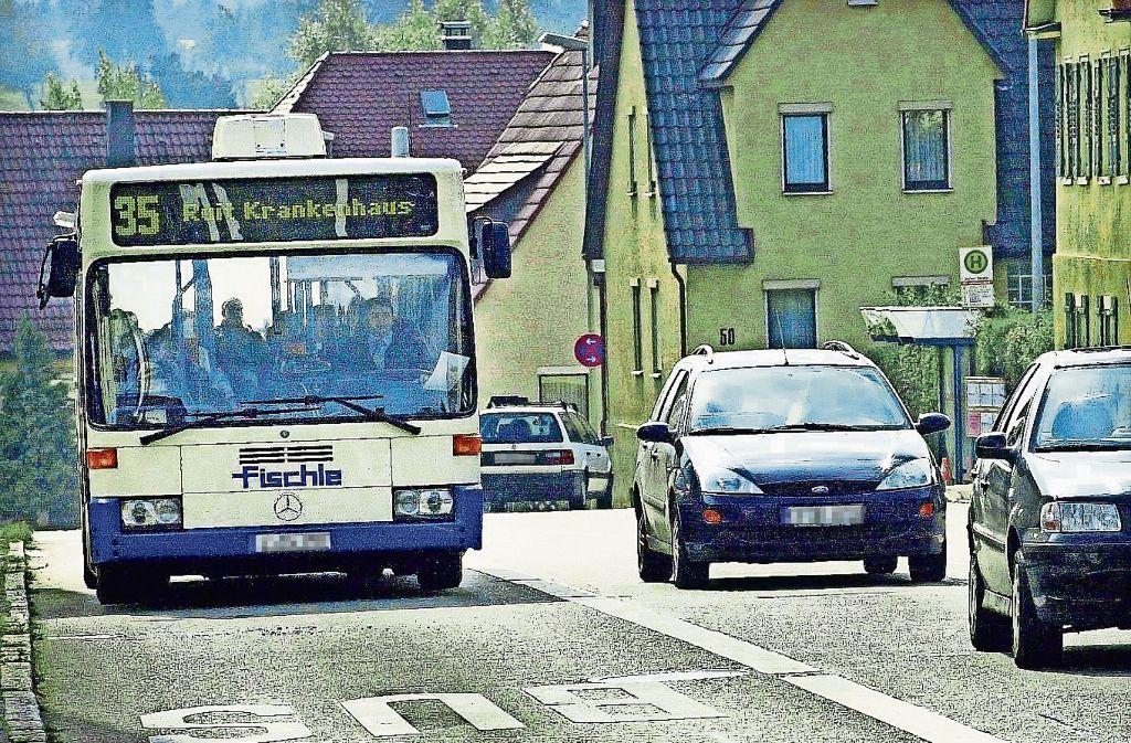 """Die sogenannte """"Krankenhauslinie"""" wird ersetzt; es soll eine neue Linie von Musberg über Echterdingen, Stetten zur Filderklinik geben. Foto: Archiv Bergmann, Kanter"""
