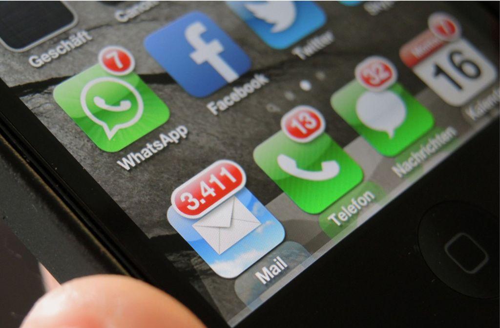 Eine Spam-Mail kann zum Totalausfall des Computers oder Handy führen (Symbolbild). Foto: dpa