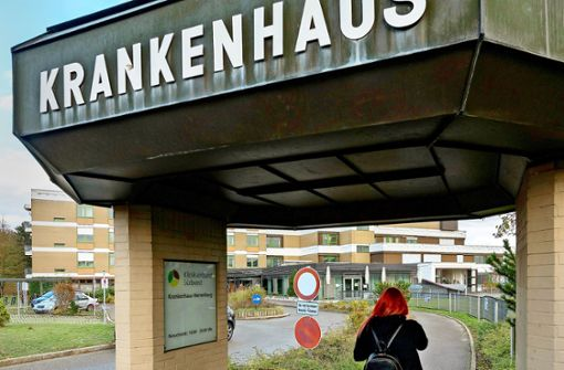 Herrenberger Krankenhaus will keine juristischen Schritte einleiten