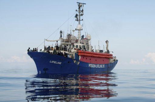 Lifeline darf Malta ansteuern – Kritik an der Bundesregierung wird lauter