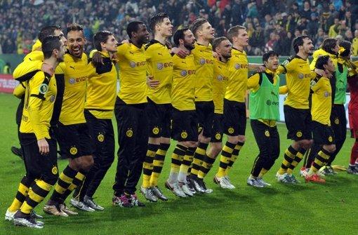 VfB empfängt im Viertelfinale den BVB