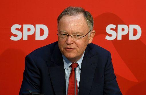 Umfrage: SPD holt CDU kurz vor Wahl ein