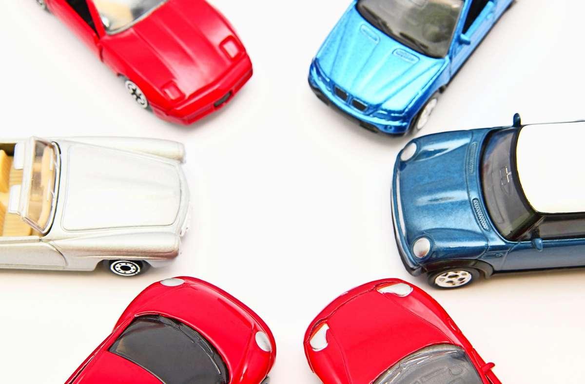 So viele Autos, so viele Möglichkeiten. Welcher Typ sind Sie? Foto: Adobe Stock/stockpics