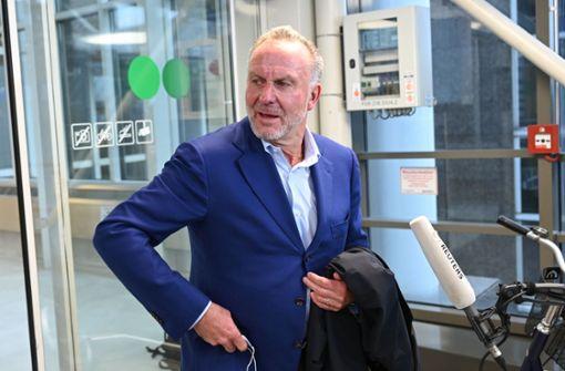 Karl-Heinz Rummenigge übt heftige Kritik an Bundesliga-Quartett