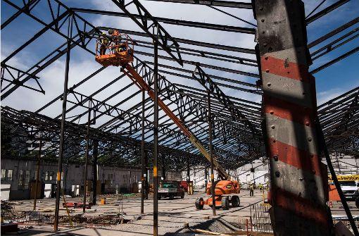 Ein neues, altes Kulturzentrum entsteht