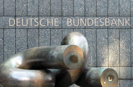 Bundesbank fährt hohen Gewinn ein